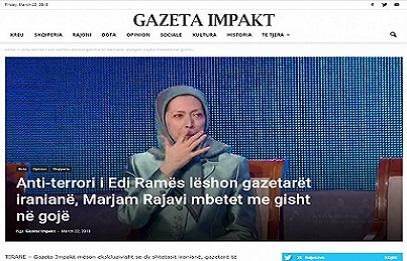 Albania-Maryam Rajavi 260-410