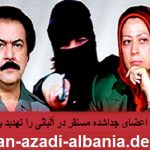 Rajavi nejatyaftegan dar Albani ra tahdid be marg kard 260-410