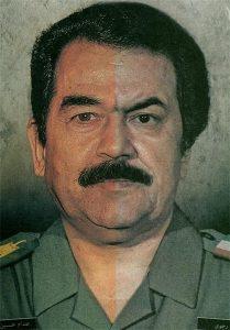 Rajavi-saddam