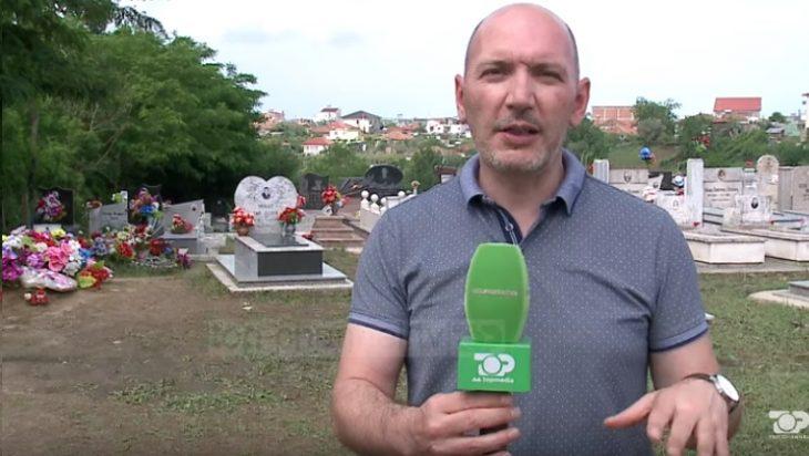 Albania- top channel-marziye Rezayi-MKO