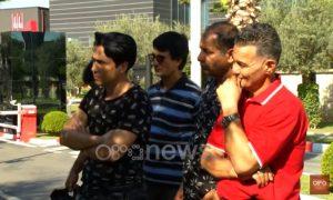 Albania-RTV Nwes- nejatyaftegan az ferghe Mojahedin khalgh 6