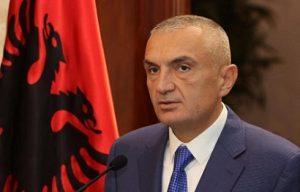 Albania-Ilir Meta 260-410